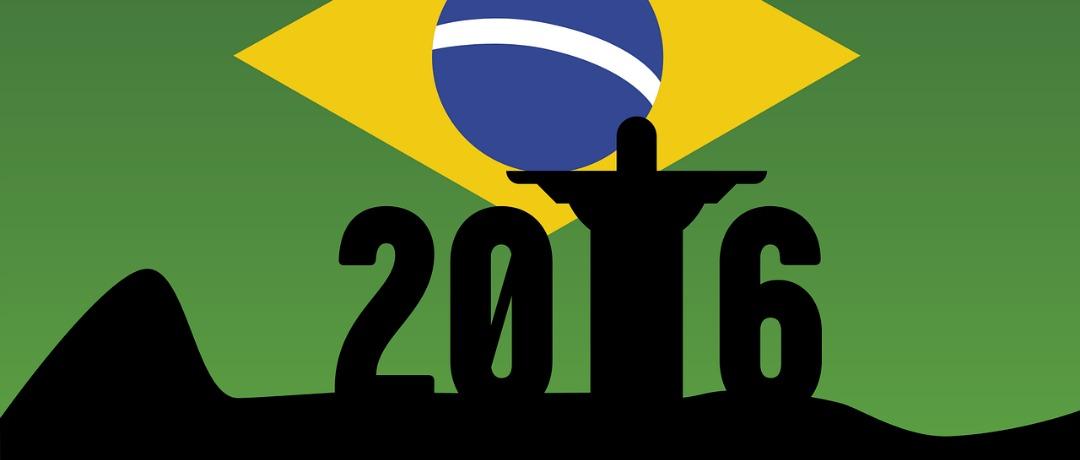 Rio 2016 - Capa